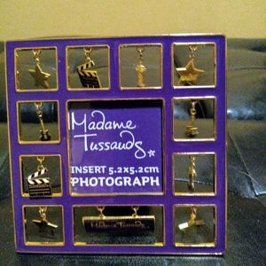 Madame Tussauds picture frame